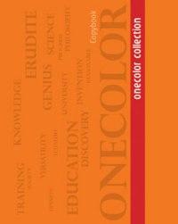 """Колледж-тетрадь """"оранжевый"""", а5, 80 листов, клетка, Plano"""