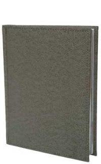 """Ежедневник недатированный """"montero. peluche"""", а5, 320 страниц, серый, Planograf"""