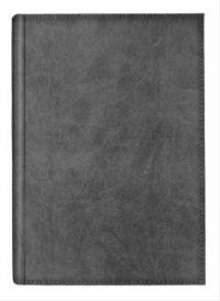 """Ежедневник недатированный """"universal"""", а5, 336 страниц, серый, Plano"""