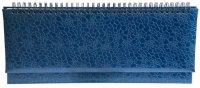 "Планинг недатированный ""tortuga"", 310x105 мм, 112 страниц, синий, Planograf"