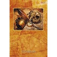 """Книга для записей """"офисный стиль. путешествия"""", а5, 130 листов, Канц-Эксмо (Listoff, Unnika Land)"""