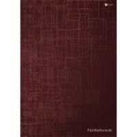 """Книга для записей """"офисный стиль. коричневый"""", а4, 100 листов, Канц-Эксмо (Listoff, Unnika Land)"""