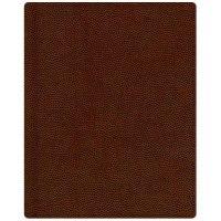 """Ежедневник недатированный """"classic"""", а6, 152 листа, коричневый (рельеф), Канц-Эксмо (Listoff, Unnika Land)"""