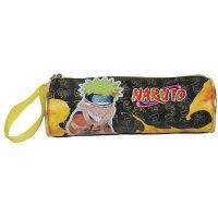 """Пенал-тубус """""""", ткань, 21x11 см, Naruto"""