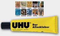"""Клей универсальный """"алесклебер"""", 35 г, UHU"""