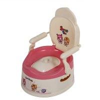 """Детский горшок-стульчик """"sweet time"""" (молочно-розовый), Froebel"""