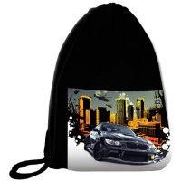"""Мешок для обуви """"city car"""", 1 отделение, Оникс 21 век"""