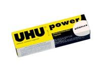 """Клей  """"power transparent"""", универсальный, контактный, прозрачный, 45, UHU"""