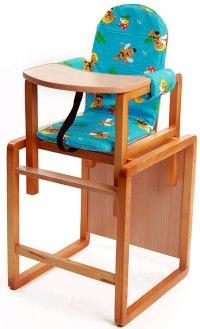 """Стул-стол для кормления """"алекс"""" (голубой), Вилт"""