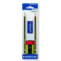 """Набор карандашей """"noris hb"""" с ластиком и точилкой, Staedtler"""