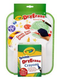 """Набор """"доска для рисования + легко стираемые восковые мелки"""", Crayola"""