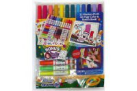 Набор для рисования с мини-фломастерами, Crayola