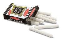 Набор белых мелков, 12 шт., Melissa & Doug