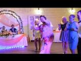Виталий Mr. Funky на свадьбе +2