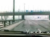 23 марта любого года (ленинградка, ~20 км от Москвы) (Умка и Броневичок