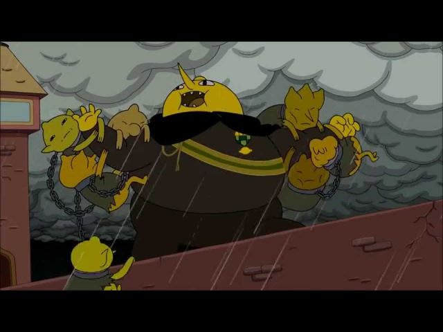 Lemongrab Screaming Compilation