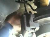 Снятие и Замена тормозных колодок на BMW e39 своими руками Часть 1