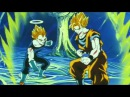 Goku and Vegeta - A Warrior Brotherhood [AMV]