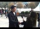 Japon muhabir Çağatay Ulusoy karşısında ne yaptı
