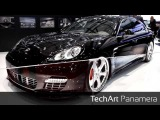 Женева автошоу  ABT, TechArt, Hamann and Carlsson cars.mp4