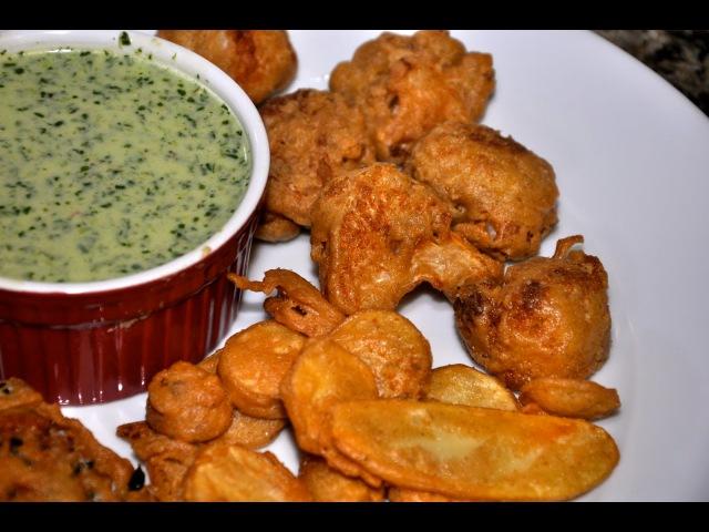 Пакоры Индийская кухня