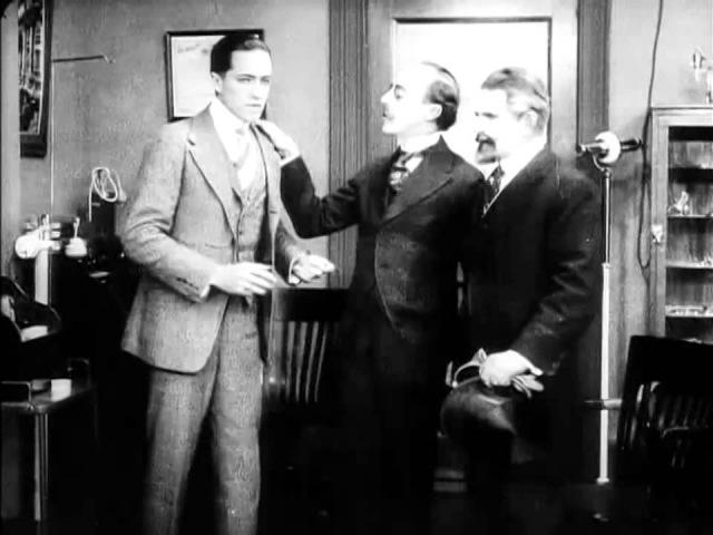 The Lone Game A Red Cross Seal Drama 1915 Edward C Taylor Thomas Edison