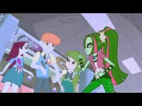 [French] Equestria Girls: Rainbow Rocks - Battle Of The Bands (IC Clear Sound Version)