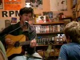 Jamie T - Sheila - Instore at RPM