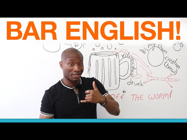 Improve your social skills with Bar English