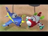 Мультфильмы - Будни аэропорта 2 - Долгий перелет - Cерия 44