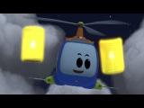 Мультфильмы - Будни аэропорта 2 - Летающие фонарики - Cерия 49