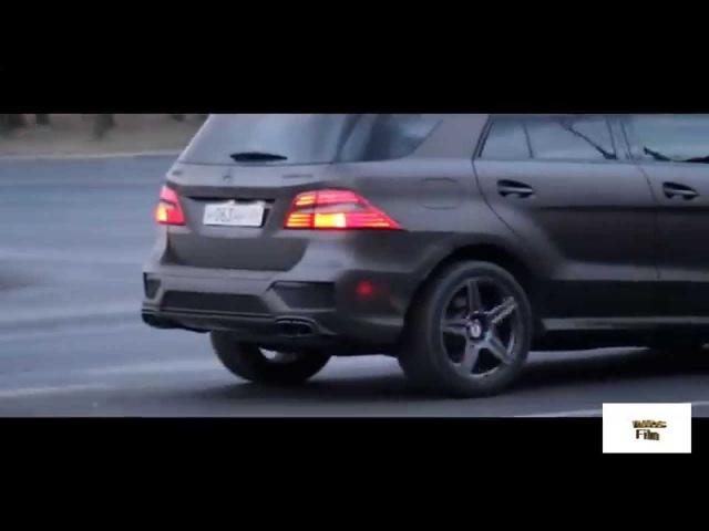 │VlaDDos Film™│ Mercedes ML63 AMG 2014 compilation (Смотровая площадкаВоробьевы горы)