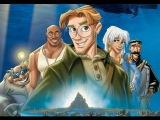 Атлантида - Затерянный мир 2001г.
