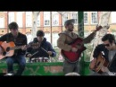 Black Lips I'll be with you acoustic Bandstand Busking