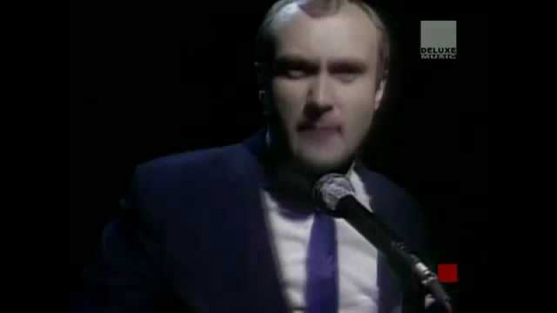 Phil Collins - Не торопи любовь