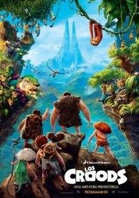 Los Croods: Una aventura prehistórica