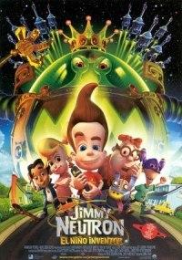 Jimmy Neutron: El niño inventor