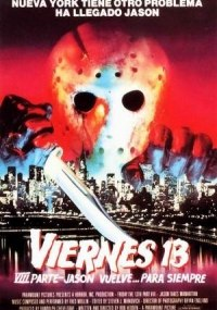 Viernes 13. Parte VIII: Jason vuelve... para siempre