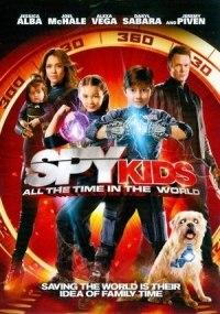 Spy Kids 4 Todo el tiempo del mundo