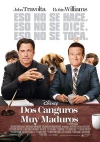 Dos canguros muy maduros  (Old Dogs)
