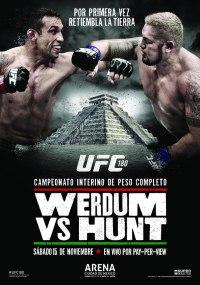 UFC 180: Werdum vs. Hunt