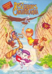 Los Rescatadores en Cangurolandia (The Rescuers Down Under)