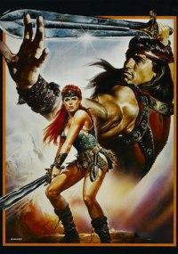 El guerrero rojo