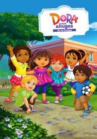 Dora y sus amigos: En la ciudad