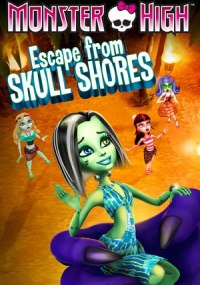 Monster High: Espantada de isla calavera