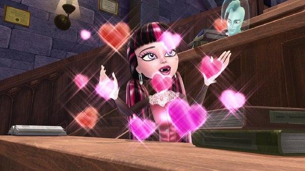 Monster High: Monstruitas sobre ruedas
