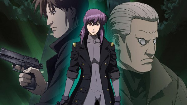 Ghost In The Shell S.A.C Solid State Society