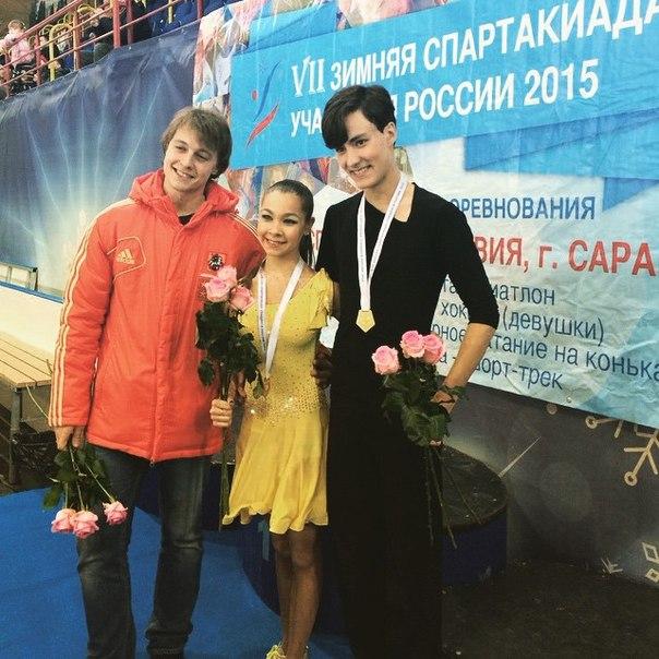 Анастасия Шпилевая - Григорий Смирнов/ танцы на льду MWDdSGLYIc8