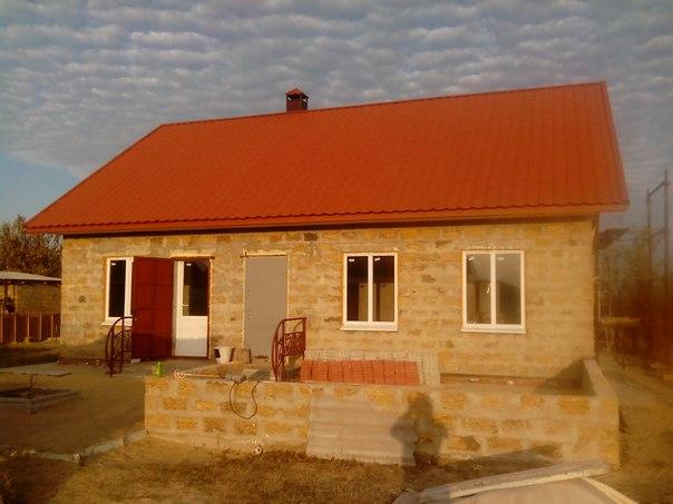 построить дом херсон