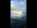Ilʎa Andreev ▁ ▂ ▃  Фред Олсен перевозит пассажиров с острова на остров. Канарские острова!